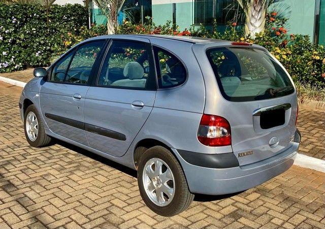 Renault Scenic 1.6 Privilége HI-Flex - Placa A- pneus novos- Leiam - Foto 5