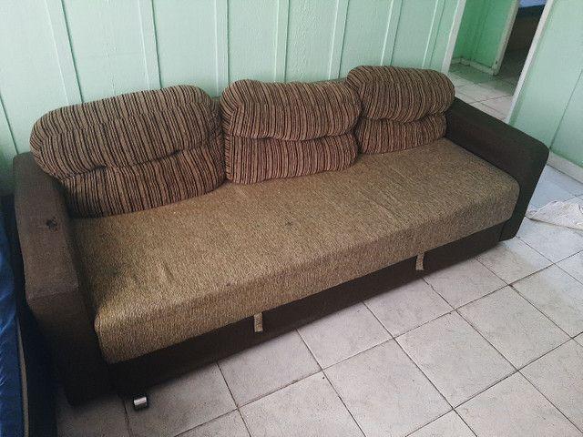 Sofá cama  estilo bicama - Foto 4