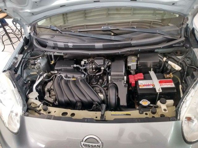 Nissan Match 1.6S Completo 2013  - Foto 11
