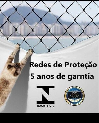 Redes De Proteção Para Sacadas , Janelas, e etc 11  *  - Foto 2