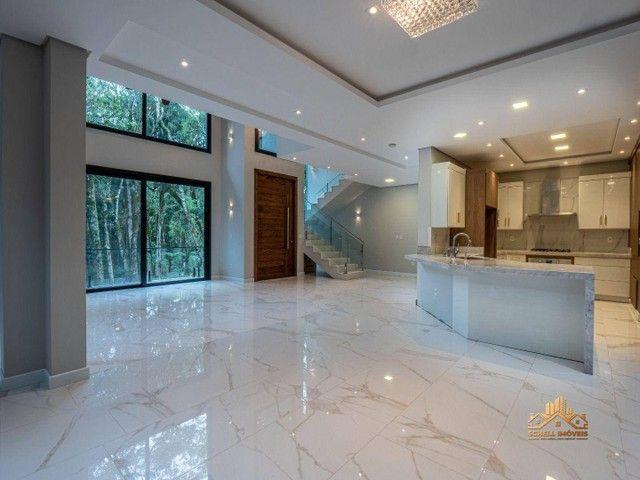SCHELL IMÓVEIS vende, casa com 3 dormitórios (sendo 2 suítes), 348m² por R$ 3.300.000 - Ma - Foto 9