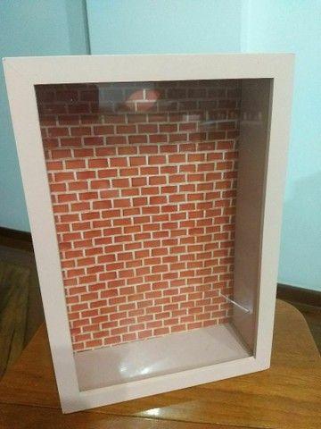 Caixa porta rolhas e porta tampinhas - Foto 4