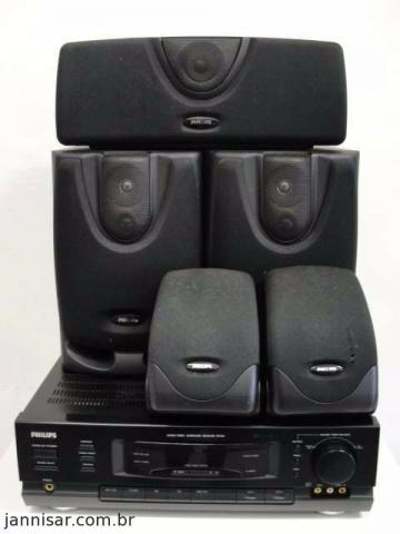 Home Theater FR372 Philips