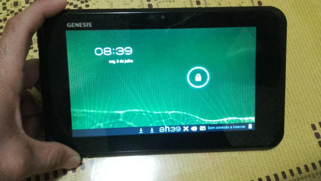 Tablet Genesis Gt-7301 Android, 4gb, 7, Wi-fi, 3g