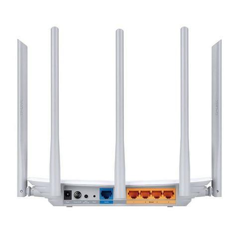 Roteador Wireless Dual Band AC1350 Archer C60 TP-Link 5 antenas - Foto 4