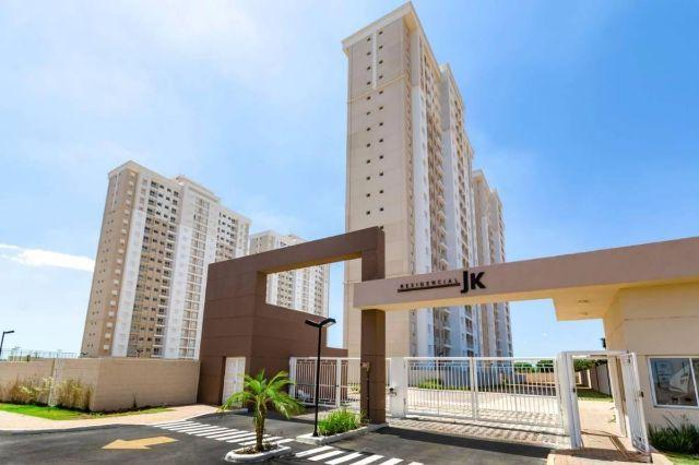 Apartamentos de 2 quartos com lazer completo em Taguatinga Norte