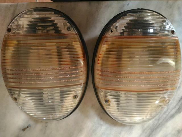 Lanternas traseiras do fusca