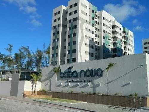 Apartamento no Bossa Nova Condomínio Clube