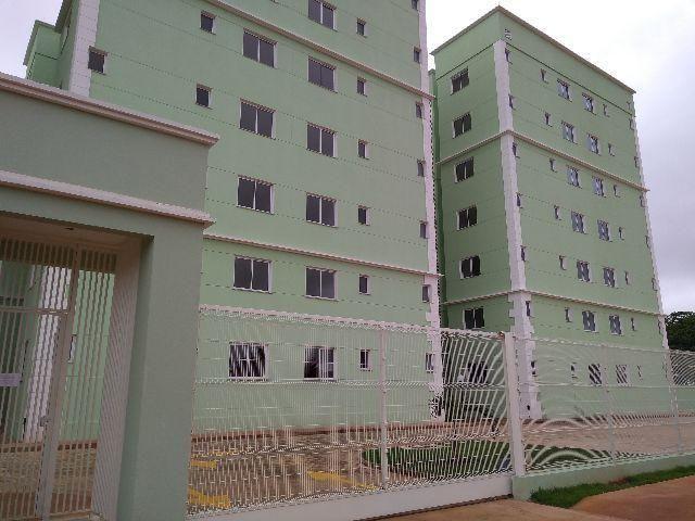 Otimo apartamento no Residencial Marte 61 -504 Norte