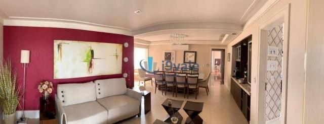 Apartamento à venda, 144 m² por r$ 1.100.000,00 - vila ema - são josé dos campos/sp - Foto 4