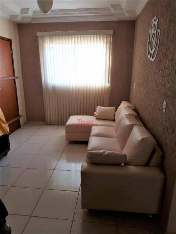 Casa com 02 quartos sendo 01 suíte, cozinha, sala, 01 banheiro, área de serviço e 01 vaga  - Foto 5