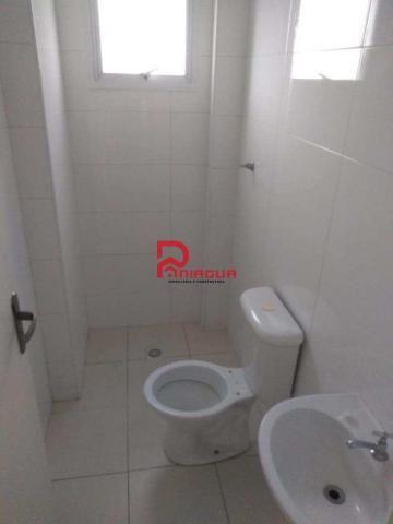 Apartamento para alugar com 3 dormitórios em Guilhermina, Praia grande cod:376 - Foto 8