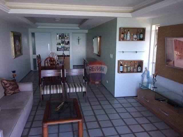 Apartamento com 3 dormitórios à venda, 155 m² por R$ 630.000,00 - Casa Caiada - Olinda/PE - Foto 5