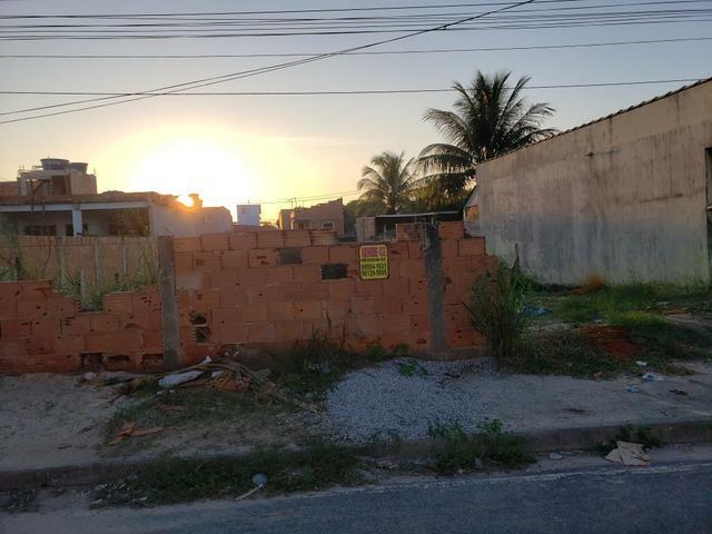 Ótimo terreno em rio das ostras com 480,00 m² no bairro âncora pronto pra construir - Foto 3
