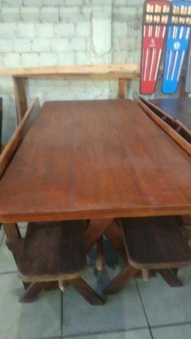 Mesas de churrasco apartir de 750 reais - Foto 5