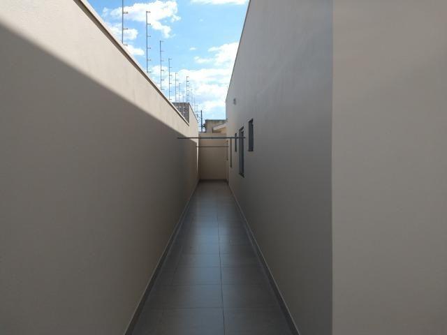 Vende-se ótima casa nova no bairro Jardim Vitória em Patos de Minas/MG - Foto 17