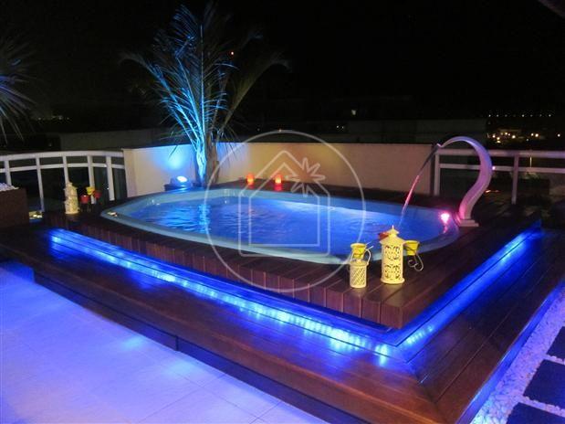 Apartamento à venda com 4 dormitórios em Barra da tijuca, Rio de janeiro cod:799061 - Foto 18