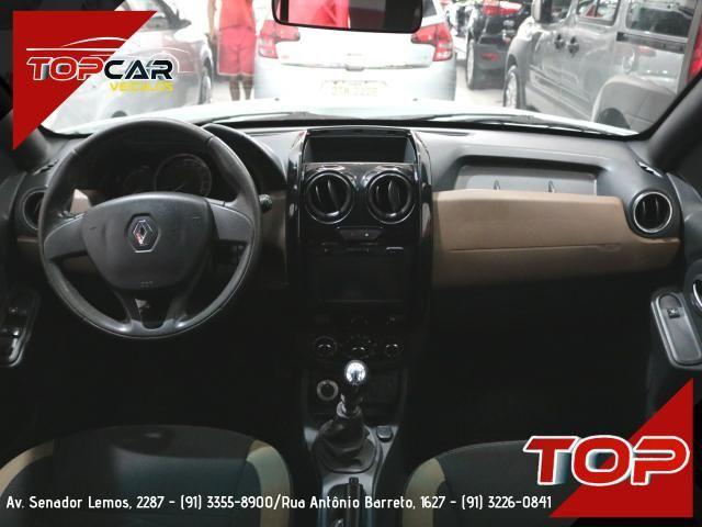 PROMOÇÃO Duster 2.0 4X4 Dynamique 15/16 é na Top Car! - Foto 8