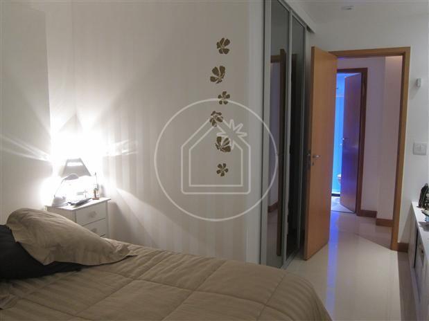 Apartamento à venda com 4 dormitórios em Barra da tijuca, Rio de janeiro cod:799061 - Foto 10