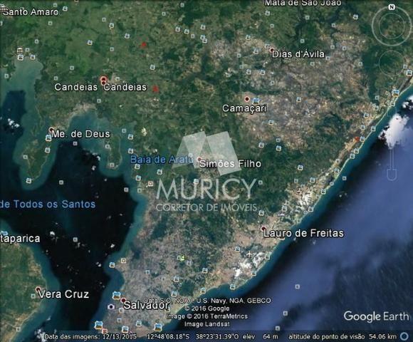 Grande oportunidade, área às margens da BR-324, município de Candeias-BA - Foto 15