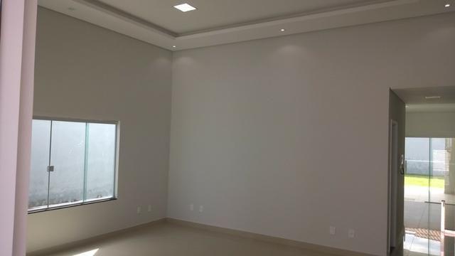 Samuel Pereira oferece Casa Moderna Alto da Boa Vista 3 Suites Churrasqueira Financia FGTS - Foto 3