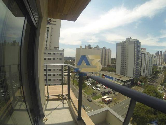 Cobertura residencial à venda, Campina do Siqueira, Curitiba.