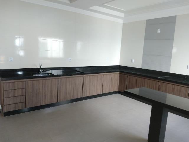 Vende-se ótima casa nova no bairro Jardim Vitória em Patos de Minas/MG - Foto 16
