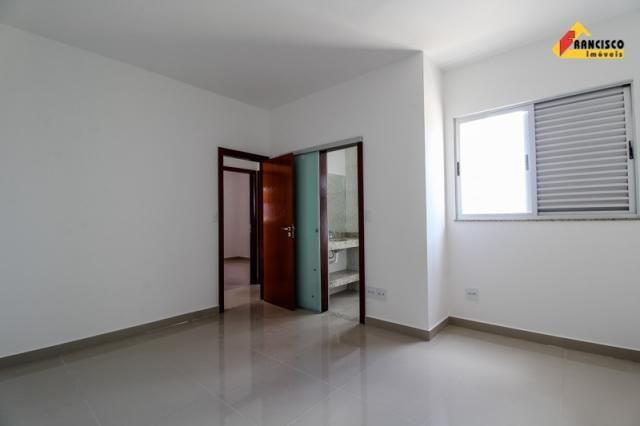 Apartamento para aluguel, 3 quartos, 2 vagas, Planalto - Divinópolis/MG - Foto 9