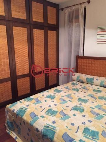 Ótima casa mobiliada para locação com 4 quartos sendo 1 suíte em condomínio no Comary. - Foto 15