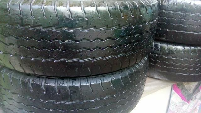 Pneus para caminhonete ou suv goodyear 225/65r16c