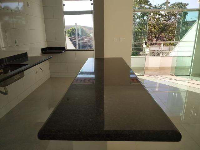 (R$330.000) Casa Nova c/ Garagem Grande - Bairro Morada do Vale - Foto 5