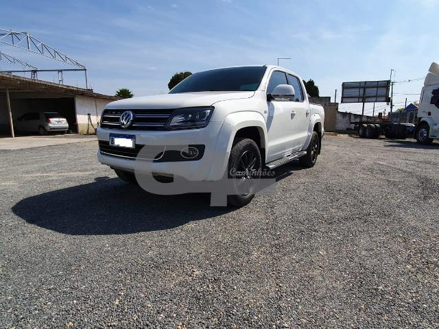 VW Amarok Highline CD 4X4 16/16 - Foto 2