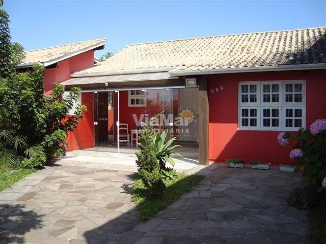 Casa para alugar com 1 dormitórios em Centro, Tramandai cod:5898