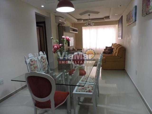 Apartamento para alugar com 2 dormitórios em Centro, Tramandai cod:3569