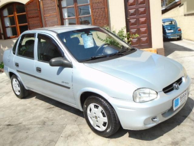 Chevrolet corsa sedan 2008 1.0 mpfi classic sedan spirit 8v flex 4p manual - Foto 11