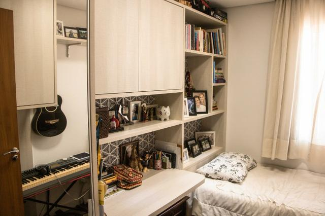 Apartamento 3 quartos mobiliado Campo Comprido - Foto 9