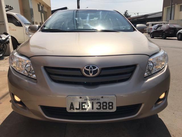Toyota Corolla Xei 1.8 Flex Automatico novíssimo - Foto 2