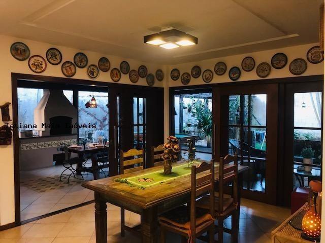 Vende Casa Cond. Fechado em Candelária 3 Suítes 5 Wc 320 mts² Dep.Comp - Foto 5