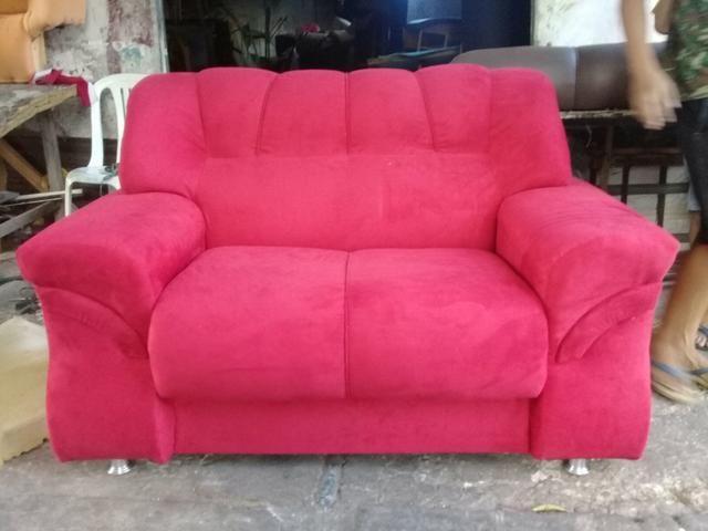 Sofa NOVO pra venda, 2 lugares
