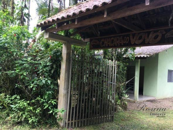 Chácara com 3 dormitórios à venda, 3100 m² por r$ 195.000,00 - porto de cima - morretes/pr - Foto 2