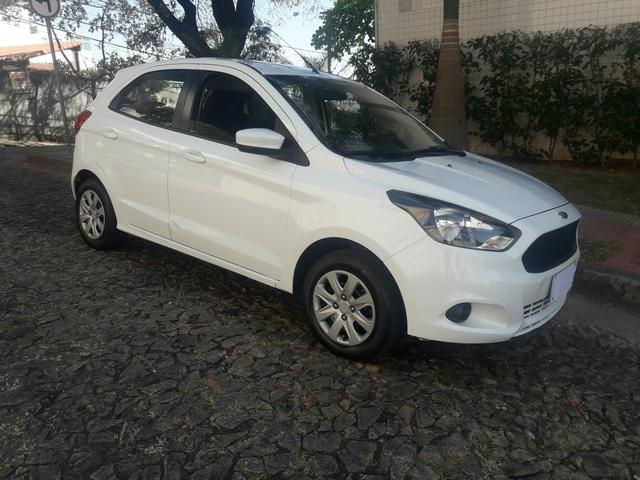 Ford Ka SE 1.0 Completo - Muito Novo - Troca e Financia!!!