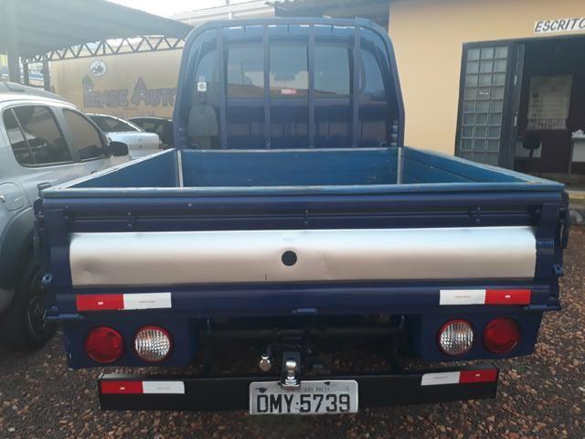 Kia Bongo 2.7 4X4 diesel cab. Dupla 2005 - Foto 4