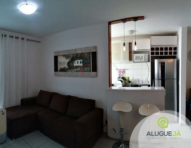 Apartamento 2 quartos mobiliado, ótima localização edf. Villaggio Pompeia centro norte - Foto 4