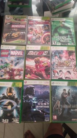 Xbox jogos