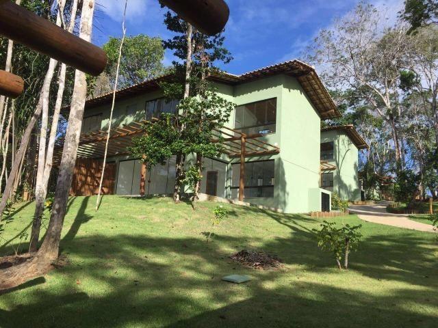 Casa 2/4 Nova, na beira da Lagoa Aruá em Praia Forte !!! Financia !!! - Foto 13