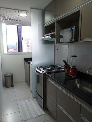 Apartamento de 2 quartos com suíte no Villaggio Limoeiro - Foto 4