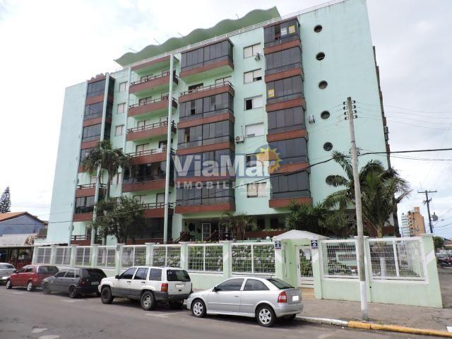 Apartamento para alugar com 1 dormitórios em Centro, Tramandai cod:8005