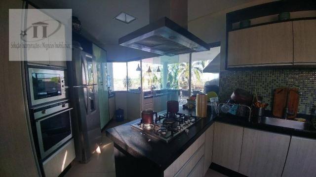Casa com 4 dormitórios à venda, 560 m² por R$ 1.500.000,00 - Residencial Monte Belo - Sant - Foto 6