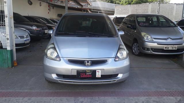 Honda fit 2005 completo aut. * financiamos sem entrada - Foto 5
