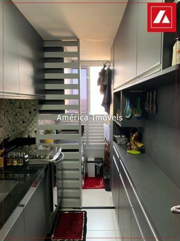 Apartamento Edificio Alvorada - 3/4, mobiliado, 2 vagas, Lindo apartamento - Foto 3